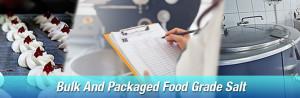 food grade salt delivery