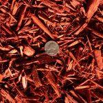 Red Dyed Bulk Mulch