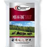 Mix-N-Fine Agricultural Feed Salt For horses cattle sheep cows and more
