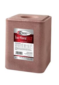 Trace Mineral Agricultural Salt Block