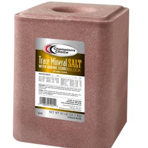 Trace Mineral Salt with Iodine EDDI Agricultural feed salt