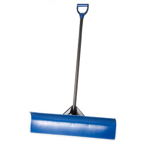 Snowcaster 36 inch pusher shovel
