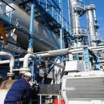 oil refinery salt supplier