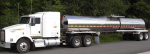Liquid Ice Melt Delivery Tank Truck