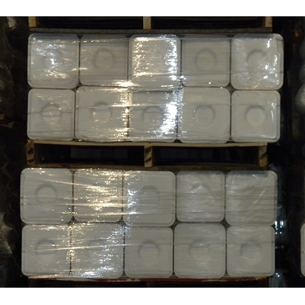 Water Conditioning salt Brine Block Pallet