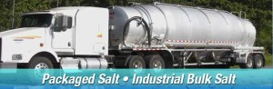 Bulk water conditioning salt delivery