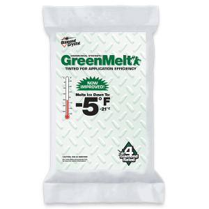 GreenmeltbagGreen Melt Blended Ice Melt Package