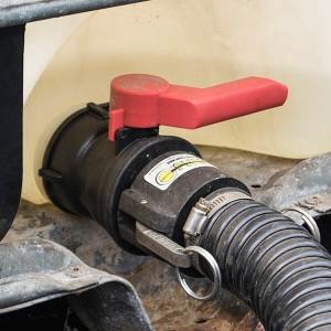 MVP Sprayer valve