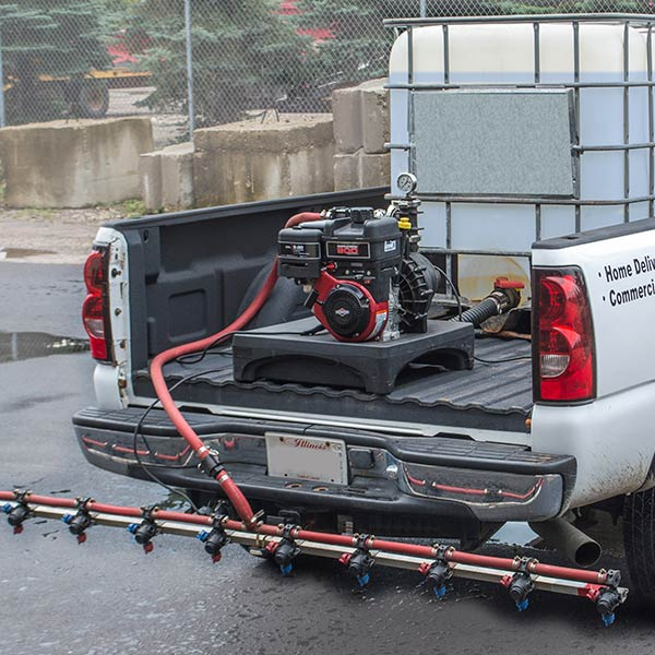 Entry Level Liquid Ice Melt Sprayer