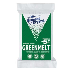 Packaged Ice melt