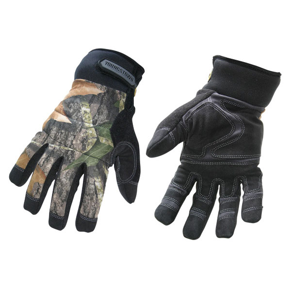 Youngstown Camo Winter gloves