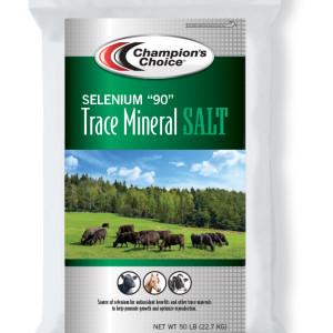 Selenium 90 Trace Mineral Agricultural Salt