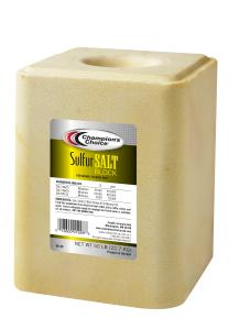 Sulfur Agricultural Salt Block