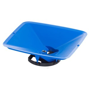 High Output salt spreader insert